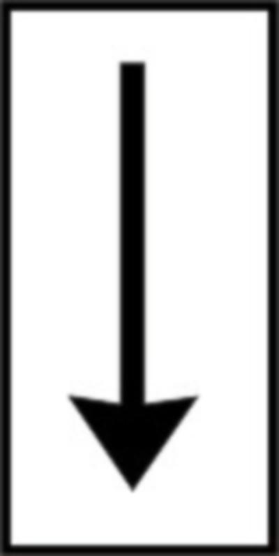 Sfarsitul zonei de actiune a indicatorului