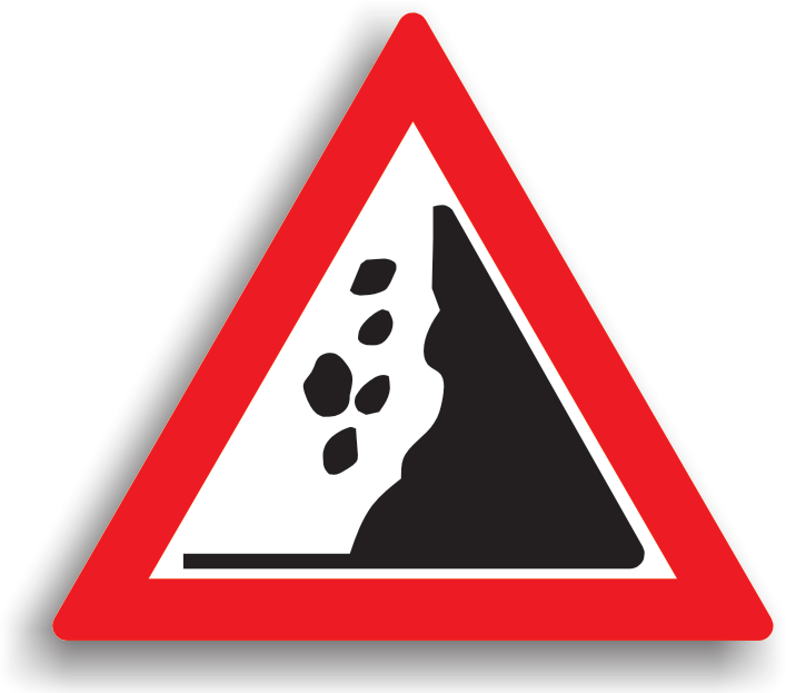 Caderi de pietre