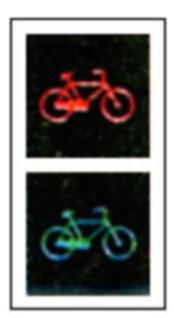 Semafor pentru biciclete