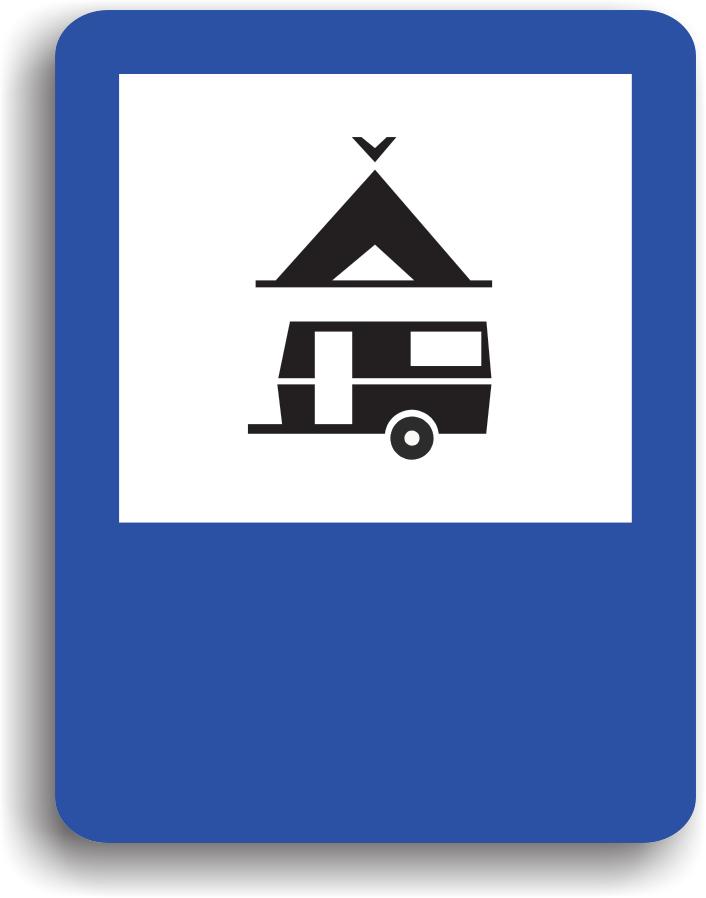 Teren pentru camping si caravane