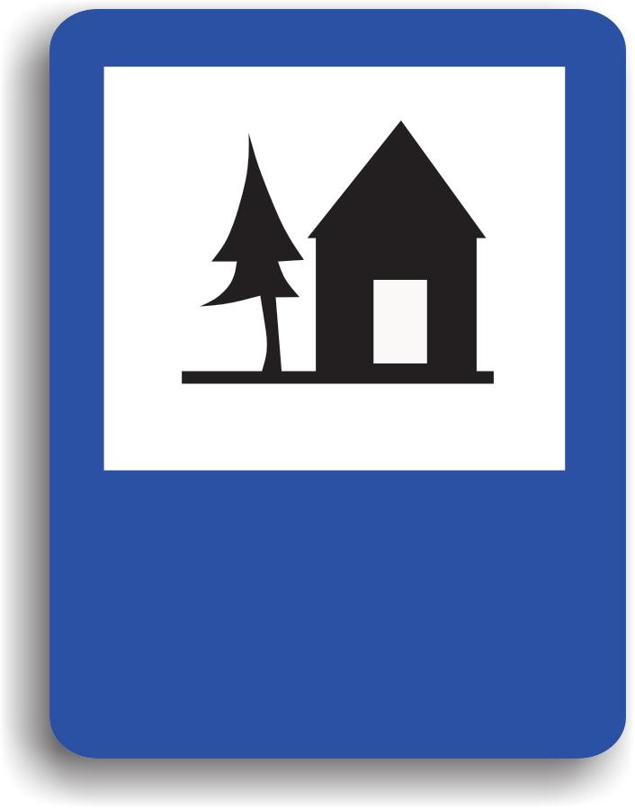 Cabana pentru turisti