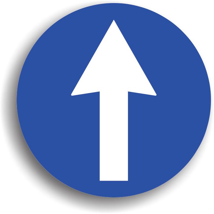 Indicatoare de obligare